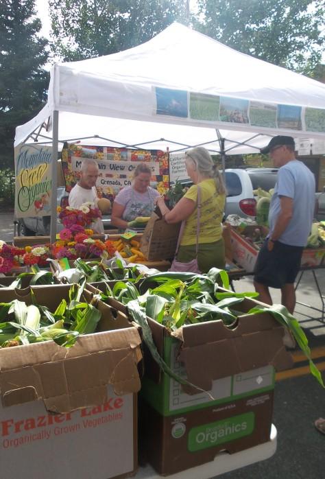 Mount Shasta Farmers' Market